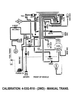 what is the vacuum schematic for 1977 ford pick up 302 engine 2wd rh justanswer com 1973 Ford Vacuum Line Diagram 1979 ford truck vacuum diagram