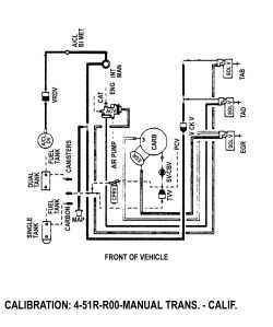 What is the vacuum schematic for 1977 ford pick up, 302 engine,2wd ...