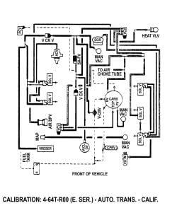 1997 Ford F150 Vacuum Diagram