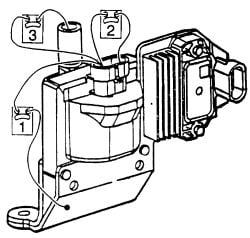 Where is the ignition control module located on a 1996 chev ... on 1999 dakota wiring diagram, 1999 s10 tccm wiring, 1999 s10 radio, 1999 s10 neutral safety switch, 1999 corvette wiring diagram, 1999 s10 tires, 1999 s10 headlight, 1999 k3500 wiring diagram, 1999 rav4 wiring diagram, 1999 caravan wiring diagram, 1999 s10 exhaust system, 1999 camry wiring diagram, buick reatta wiring diagram, 1999 s10 fuel system, 1999 s10 seats, lumina wiring diagram, 1999 s10 drive shaft, 1999 super duty wiring diagram, 1999 s10 2dr blazer, 1999 s10 motor,
