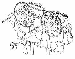 I Need Detailed Explanation And Diagrams Of Setting Of Timing Marks And Or Timing Chain Setting On 92 Saturn 1 9 Sl