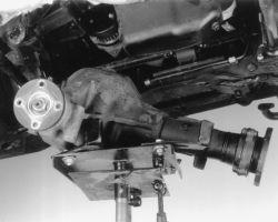 I am removing an engine from my 1994 nissan hardbody 4x4 truck  I am