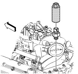 location of a oil pressure sending unit on an 05 isuzu ascender 05 Isuzu Ascender Interior click image to see an enlarged view