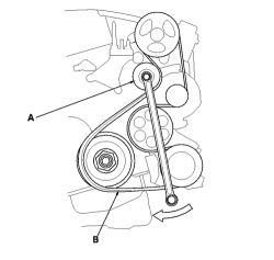 2010 honda crv belt diagram enthusiast wiring diagrams u2022 rh rasalibre co honda crv belt routing 2005 honda crv belt diagram