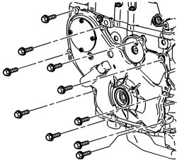 i have a 2002 grand am i need a timing chain timing marks diagram  click image to see an enlarged view