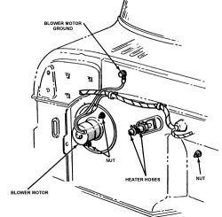 1977 Ford F250 Battery Diagram
