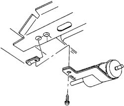 where is the fuel filter located on a buick century 2003click image to see an enlarged view