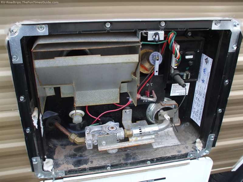 How Do I Know If My Rv Hot Water Tank Is Filled