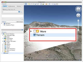 Im Try To Use Google Earth In Conjunction With Sketchup And Place - Elevation tool google earth