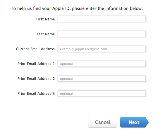 how to change my apple id with a current email