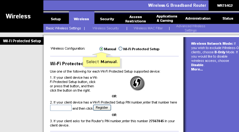i had to disconnect my linksys router and it was also used for my rh justanswer com linksys wrt54g2 setup guide linksys wrt54g2 reset factory defaults