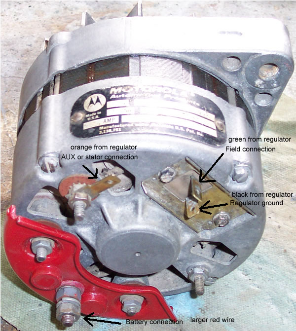 1972 jeep cj5 alternator wiring all kind of wiring diagrams u2022 rh investatlanta co Basic Alternator Wiring Diagram Jeep Alternator Wiring Diagram