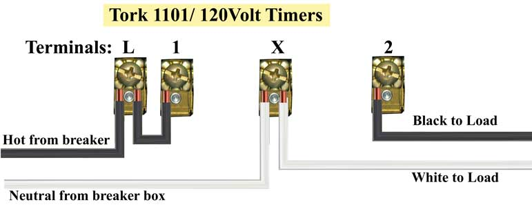 Tork 1101 Mechanical Time Switch Dial Doesn U0026 39 T Move And