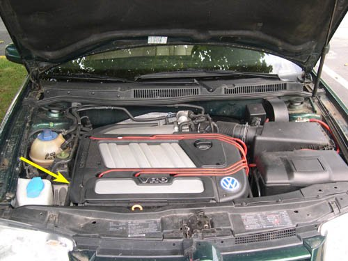I currently own a 2000 volkswagen jetta vr6 with approx 96000 2 the main water pump is driven by the serpentine belt and is located just below and to the rear of the serpentine belt tensioner pulley publicscrutiny