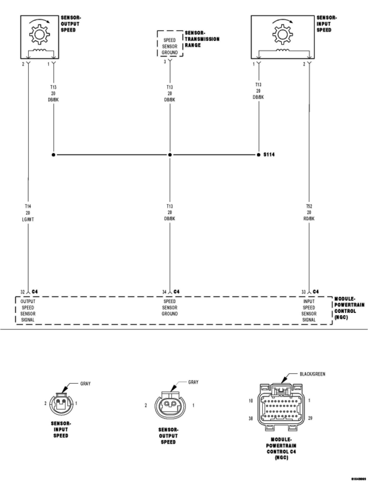 1  1997 Toyota T100 V6  All Electrical Wiring System