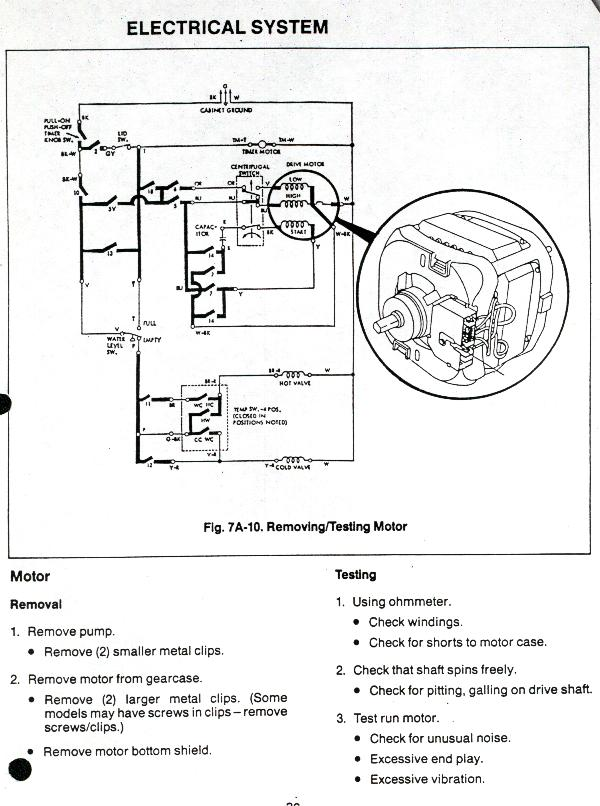 inglisddwirediagram i have a kenmore 90 series washer where the timer will not advance Kenmore Elite Dryer Diagram at creativeand.co