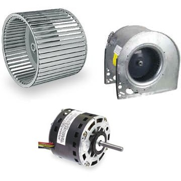 OEM Factory Direct Upgraded Replacement Blower Assembly (Trane)