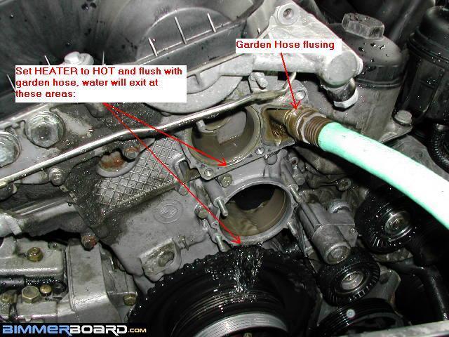 E Engineflusing