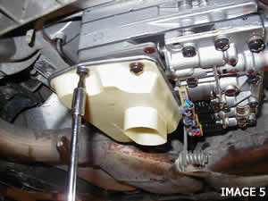 I Have A 2005 Audi A6 42 I Attempted To Change The Oil But What