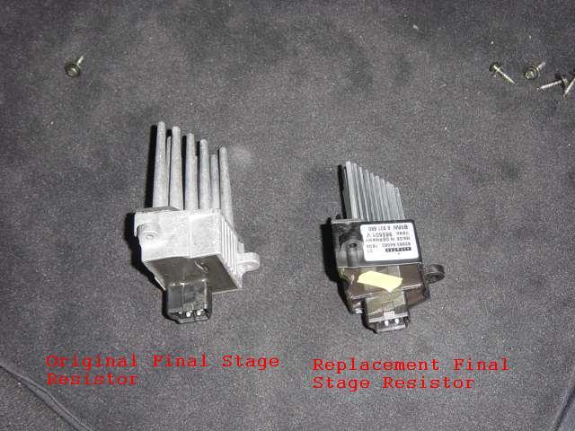 Bmw X5 Blower Motor Replacet