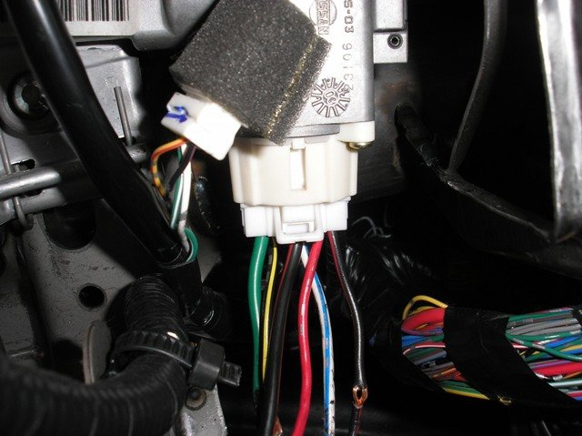 2003 NISSAN ALTIMA IGNITION SWITCH PLUG how do i get a wiring diagram for a 2003 nissan altima? Master Battery Switch Installation at bayanpartner.co