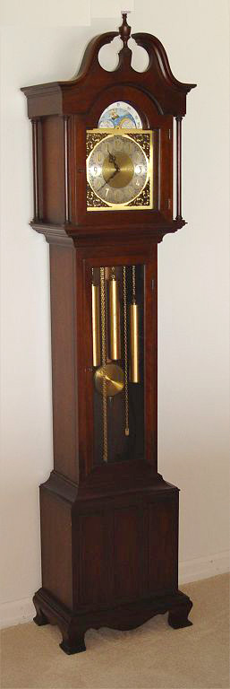 I Have A Model 4875 Purchased In 1974 When My Father Passed Away Recently I Inherited This Beautiful Clock It Is
