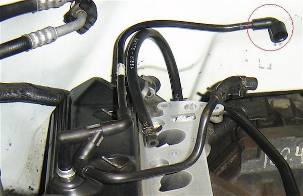 On my 2004 Expiditon w/ 4 6L V8, it lopes and runs rough at