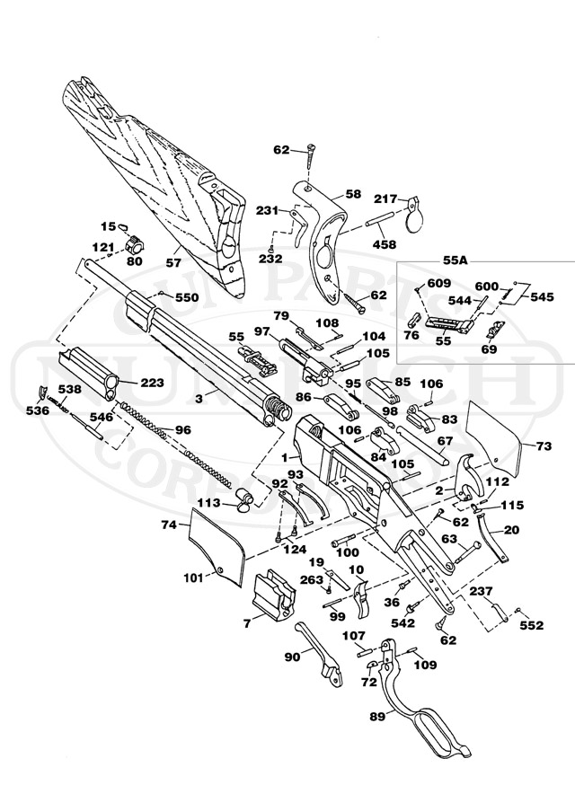 Do You Know Where I Can Get Blue Prints For An 1860 Rifle I Need