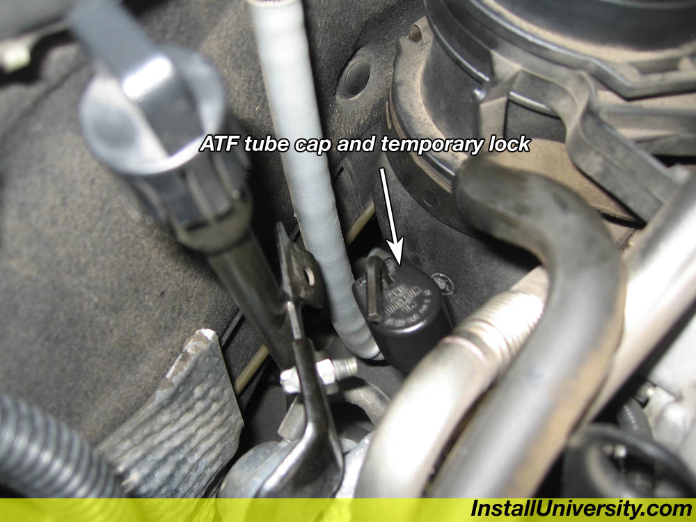 I Just Changed The Atf Filter And Oil On My 05 C240 When Rhjustanswer: 2002 Mercedes C240 Oil Dipstick Location At Cicentre.net