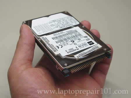 How to recover data from a dropped broken external hard drive
