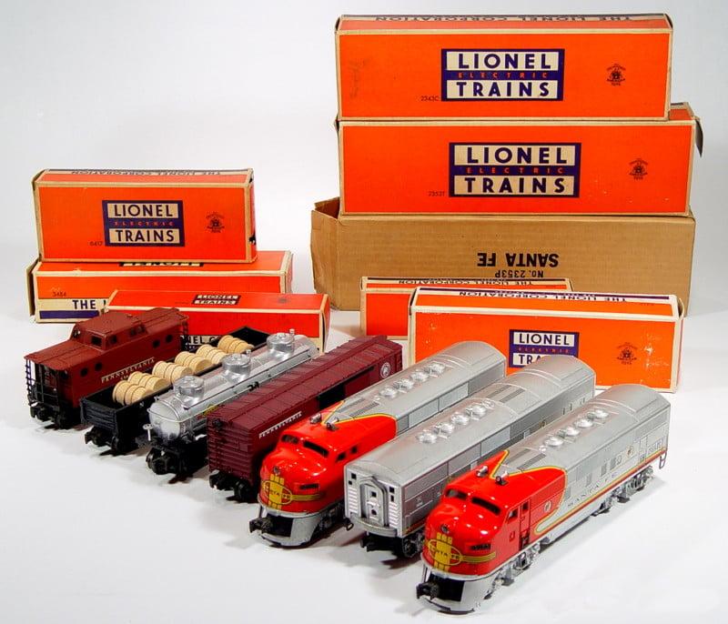 I Have A 1953 Lionel Electric Train Set