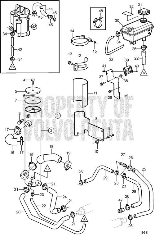 Volvo penta cooling diagram wiring diagrams