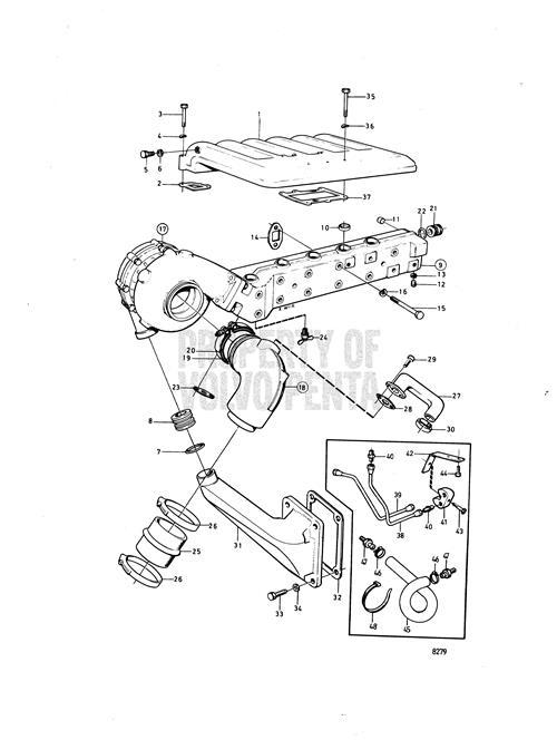 Volvo Pentum 5 7 Fuel Filter