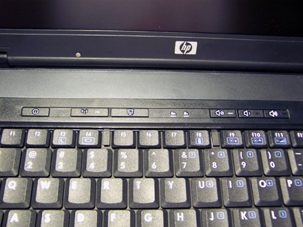 I Have A Hp Laptop Model 6730b My Wireless Button