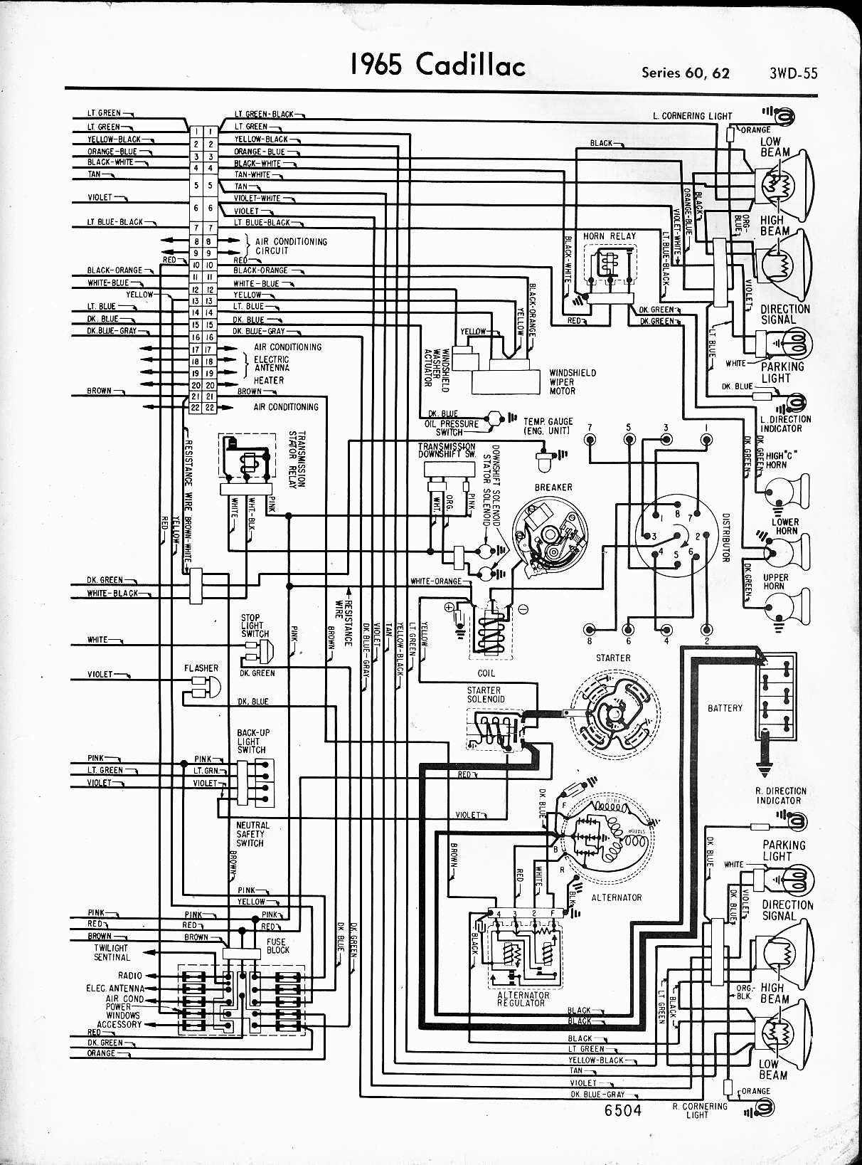 cheapskate8217s headset adapter electrical wiring diagram symbols1963 cadillac wiring diagram besides 1965 cadillac wiring diagram1965 cadillac power window motor 7 13 gvapor