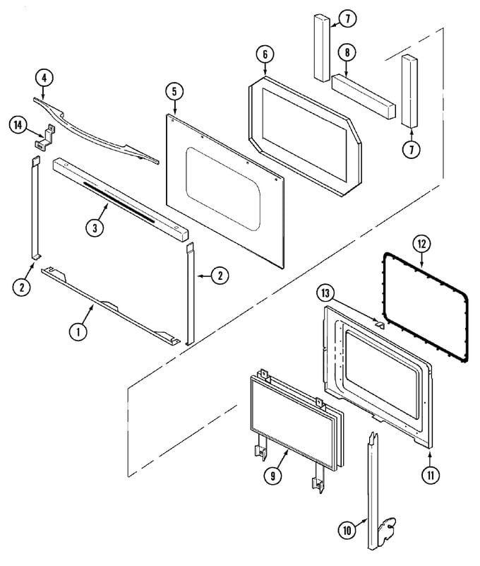 Can I Get A Glass Oven Door Custom Cut