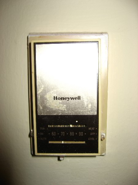 I M Trying To Go From An Analog Honeywell Thermostat To A