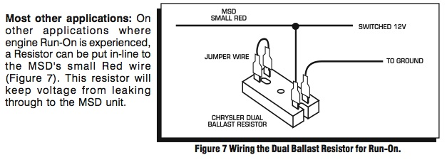 ballast resistor wiring schematic diagrams rh ogmconsulting co Mopar Starter Relay Wiring Diagram Mopar Starter Relay Wiring Diagram