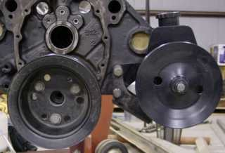 Ps Mount on 1967 Chevelle Power Steering Diagram