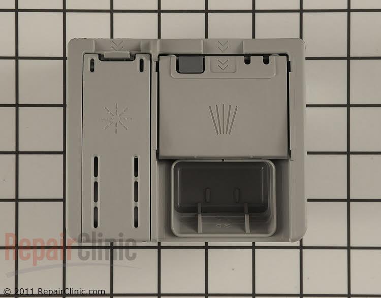 Bosch Dishwasher 216452 She4am16uc Detergent Dispenser Won