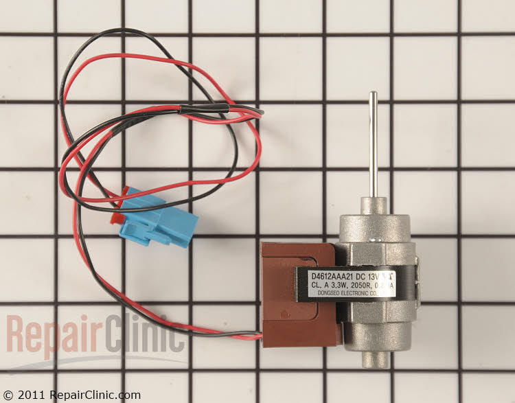 How Do I Replace The Freezer Fan Motor On Bosch B20cs81sns