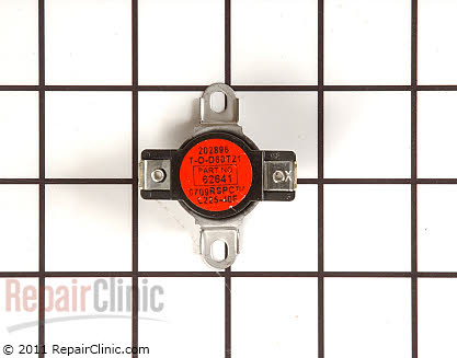 High Limit Thermostat W10116735 Main Product View