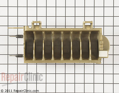 Ice Maker Mold and Heater W10190929       Main Product View