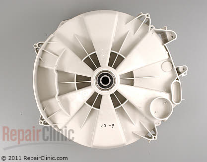 Rear Drum with BearingNNN-NN-NNNN      Main Product View