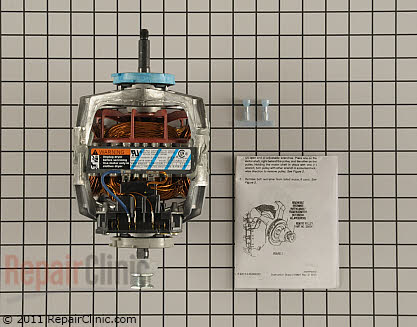 Drive Motor 279827 Main Product View