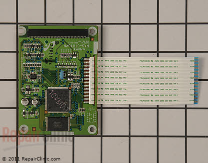 Control Board WB27X10900      Main Product View