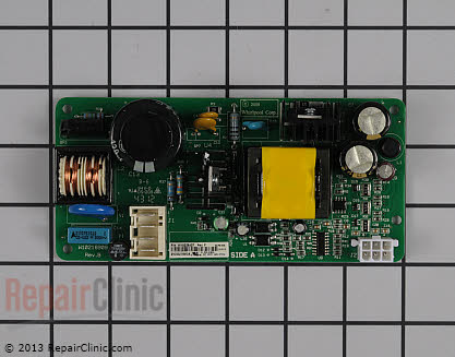 Control Board W10226427       Main Product View
