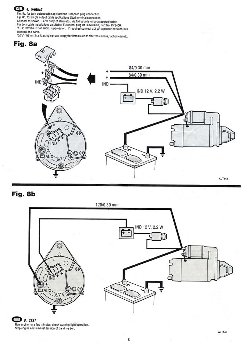 Ford 3 Wire Alternator Wiring Diagram from f01.justanswer.com