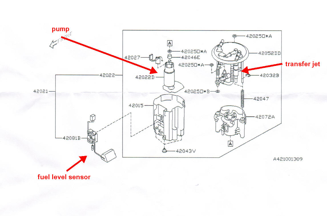 2009 subaru legacy diagram