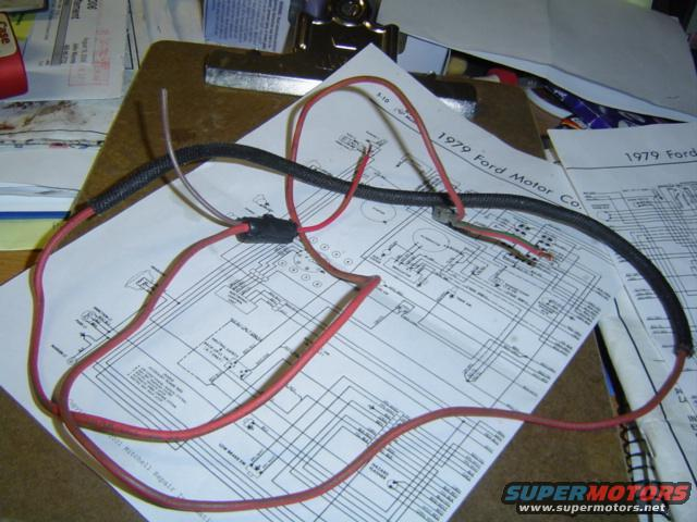I Have A 1979 Ford Bronco With Ac My Hearter Switch Plug Resistor Rhjustanswer: Ford Blower Motor Wiring Diagram 1979 At Gmaili.net